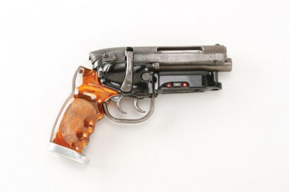 Featuring custom amber grips, dual triggers, and rich Corinthian leather.