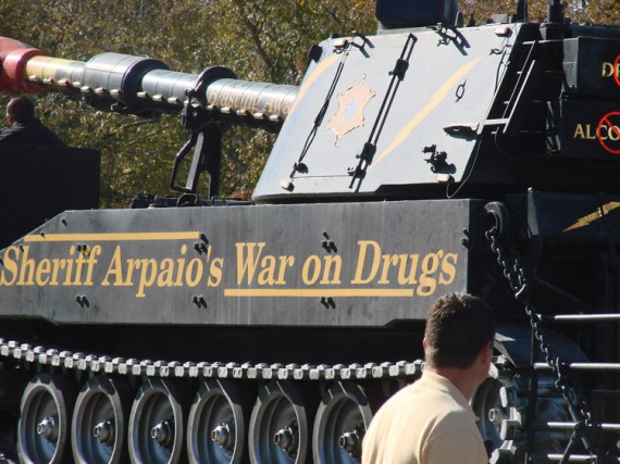 Arpaio's War on Drugs